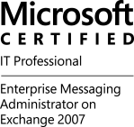 MCITP Enterprise Administrator on Exchange 2007