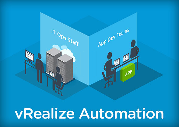 Building an advanced lab using VMware vRealize Automation – Part 5