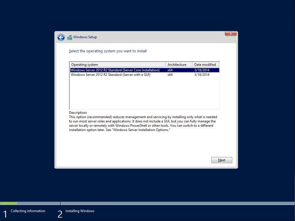 Create a Microsoft SQL 2014 Failover Cluster on Windows