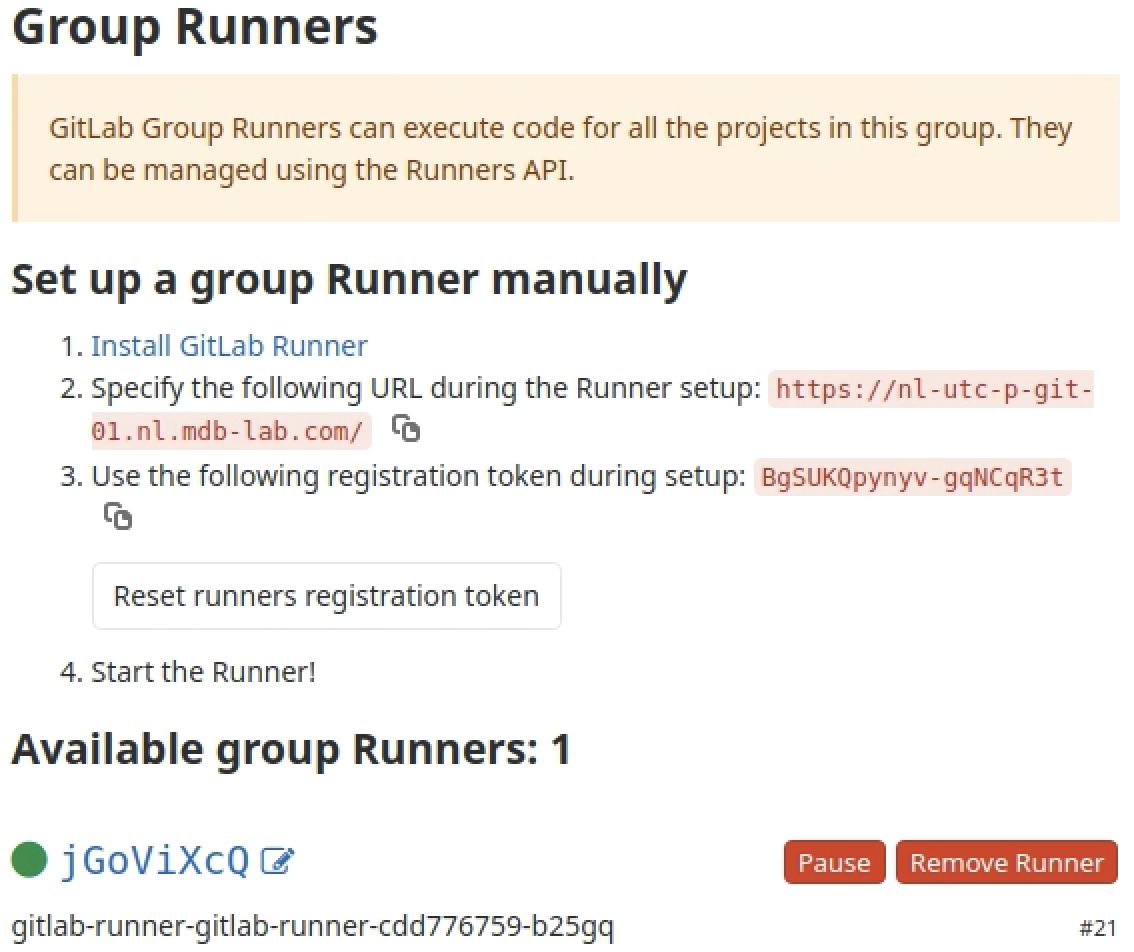 Deploying GitLab Runner to VMware Enterprise PKS | virtualhobbit